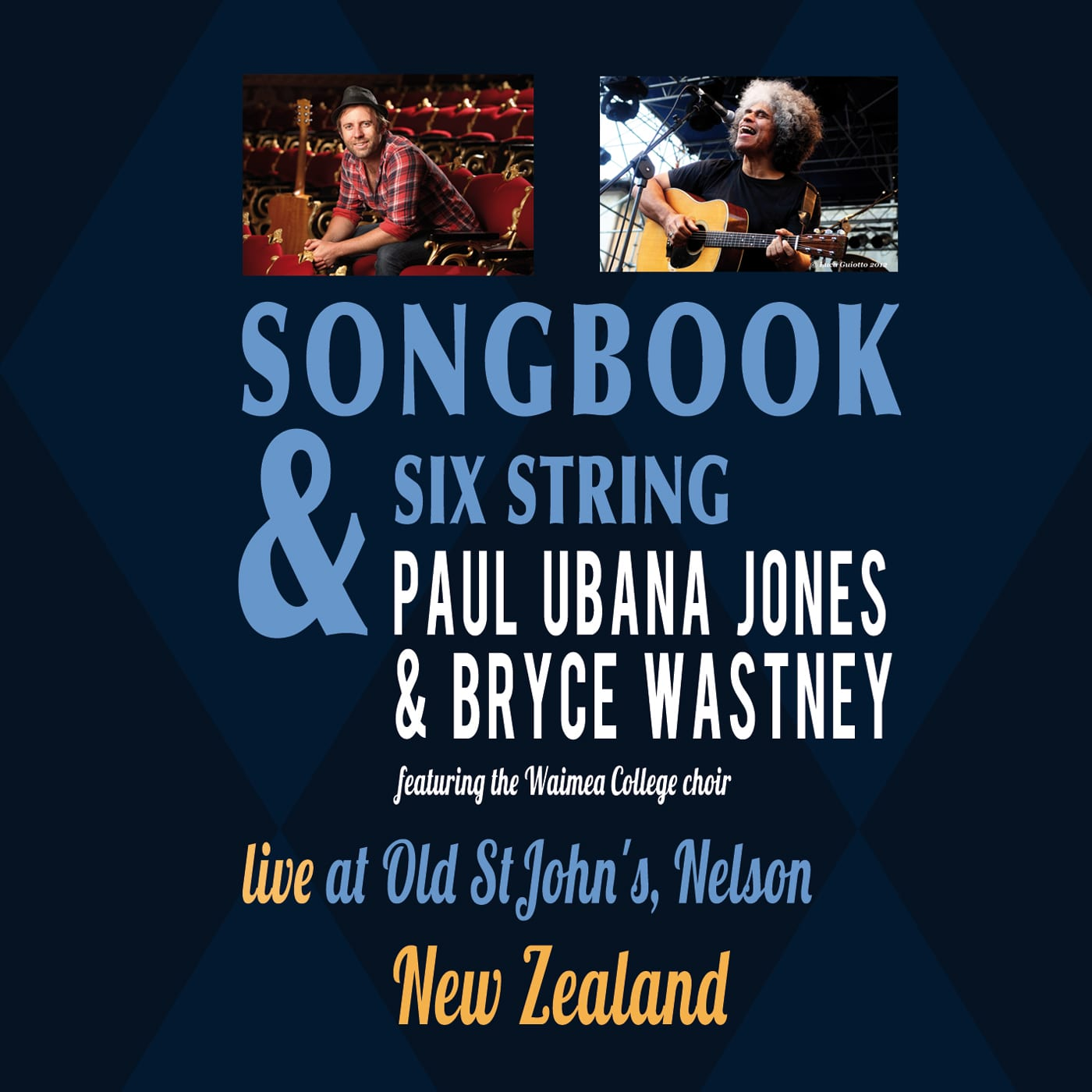 Songbook & Six String (CD + DVD) 2014