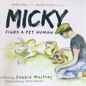 Tricky Micky Childrens Book